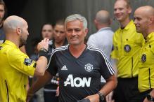 Jose Mourinho Shrugs off City Rivalry in Title Race