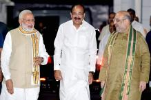 V-P Poll: Venkaiah Naidu's Leadership Essential to Reinstate Prestige of Parliament, Says Modi