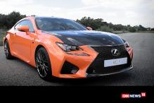 OverDrive:  All you Need To Know About Lexus RC F, Volkswagen Ameo Cup Race Car