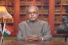 In his Last Address, Prez Mukherjee Shines Light on India's Pluralism