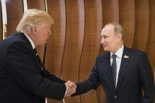 G20 Summit: Grins and Handshakes as Trump Encounters Putin for First Time