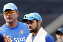 Kohli, Shastri Keen to Help India Stay No 1 In Tests