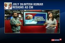 Watch: Why Nitish Kumar Quit As Bihar CM