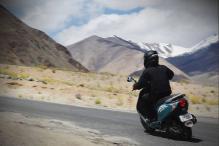 TVS Motor Company Announces TVS Zest 110 Himalayan Highs Season 3