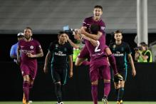 Manchester City Thrash Real Madrid 4-1 in US Friendly