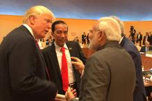 Trump Walks up to PM Modi for 'Impromptu Interaction' at G20 Summit