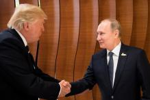 Time to Move Forward, Trump says After Putin Denies Election Hacking