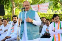 Cong Leaders Never Accepted Me, Were Conspiring For Last 20 Years, Says Vaghela