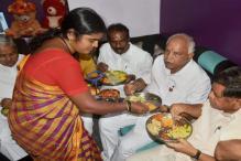 Breakfast With Dalits: Karnataka BJP Chief Yeddyurappa Plans a Sequel