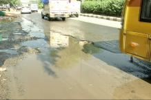 Pothole on Taxiway Delays Flight Operations at Mumbai Airport
