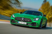 Mercedes-AMG GT R and GT Roadster to Launch On August 21 in India