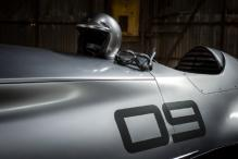 Infiniti to Unveil Single-Seater Electric Concept Car At Pebble Beach Concours d'Elegance