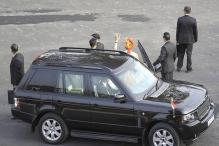 Independence Day 2017: Prime Minister Narendra Modi Arrives in a Range Rover, Ditches BMW 7-Series