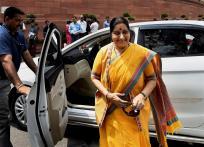 Sushma Swaraj Asks Indian Mission to Grant Medical Visa to Pakistan Boy