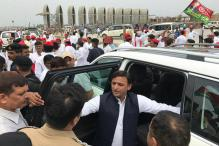 Akhilesh Yadav Detained by Unnao Police on His Way to Meet Pradeep Yadav