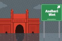 Drenchury Bazaar, Malabaad Hill, Whirley... Mumbai Drowns as Heavy Rains Lash City
