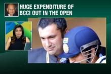 COA Releases BCCI Officials' Expenses