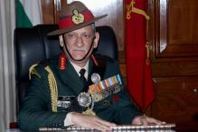 Indian and Chinese Soldiers in Doklam, Says Army Chief, Denies 'Eyeball-to-Eyeball' Contact