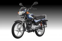 Bajaj CT100 with Electric Start Launched at Rs 41,997