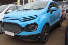 Ford EcoSport Modified by DC Design Spotted