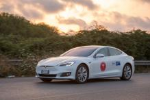 Tesla Model S Creates New World Record with 1078 Km Drive on a Single Charge