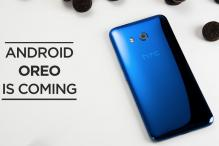 Android 8.0 Oreo Update to Come to HTC U11, U Ultra, HTC 10 in Q4