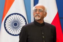 Democracy That Gags Criticism Sinks Into Tyranny: VP Ansari's Parting Shot