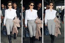 Kangana Ranaut's Latest Airport Look Is All Fierce and Bold