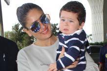 Taimur Is Not In Veere Di Wedding, Clarifies Kareena Kapoor Khan