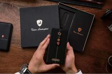 Lamborghini's New Android Smartphone Revs Into Mobile Market, Priced at Rs 1.5 Lakh