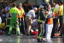 In Pics: Terror Attack in Barcelona