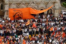 Silent Volcano: What Makes Marathas March