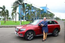 Independence Day 2017: Mercedes-Benz to Launch GLC Celebration Edition on 15th August