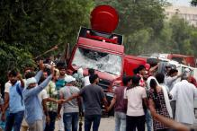 Congress Condemns Violence, Calls for Haryana CM's Resignation
