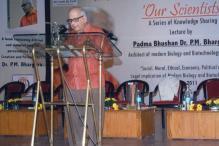 Well Known Scientist PM Bhargava Dies in Hyderabad