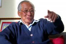 Former Manipur CM & MP in 1st Lok Sabha Rishang Keishing Dead
