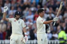 England vs West Indies 2017: Cook, Root Score Tons to Put Hosts on Top