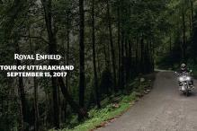 Royal Enfield Announces First Edition of the Tour of Uttarakhand