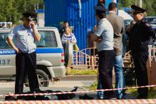 Islamic State Group Claims Russia Knife Attack, Attacker Shot Dead
