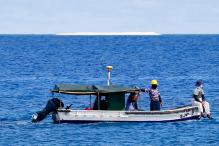 Chinese Navy Stalked Philippine Area, Say Filipino Officials