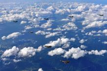 US Bombers Drill Over Korean Peninsula After Latest North Korea Launch