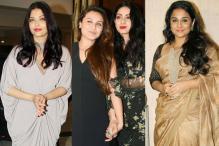Aishwarya Rai Bachchan, Rani Mukerji at Sridevi's Birthday Celebration