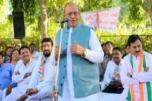 Former Congress Leader Shankersinh Vaghela Aligns With Jan Vikalp for Gujarat Election