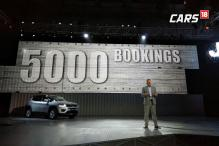 Jeep Compass Garners 5000+ Bookings, Launches Mopar Service Brand