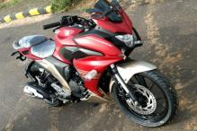 Yamaha Fazer 250 First Images Out, Spied Completely Undisguised