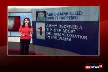 LeT Kashmir's Chief Abu Dujana Killed: How It Happened