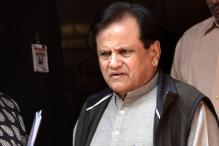 Congress, BJP Wrestle For Ahmed Patel's Seat in Rajya Sabha Elections