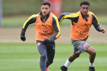 No PSG Contact Over Sanchez Move, Says Wenger