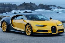 Video - Bugatti Chiron's First American Unit Delivered At Pebble Beach
