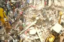 22 Dead After 5-floor Building Collapses in Mumbai